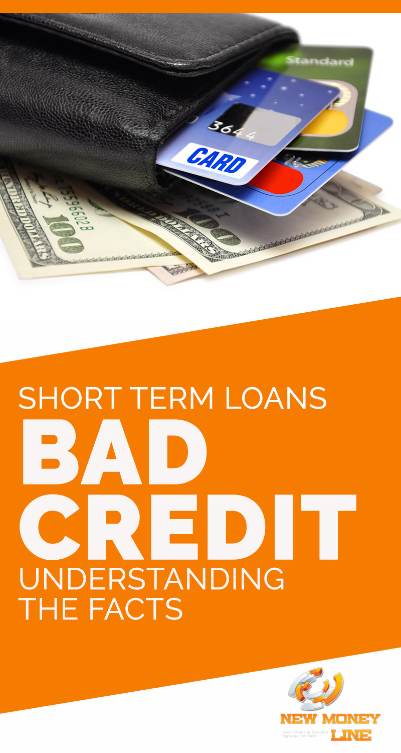 Short Term Loans Bad Credit Understanding The Facts